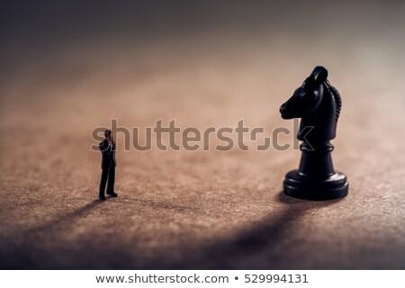 挑戰 商人 業務 男子 執行 企業 商業照片 © Kirill_M