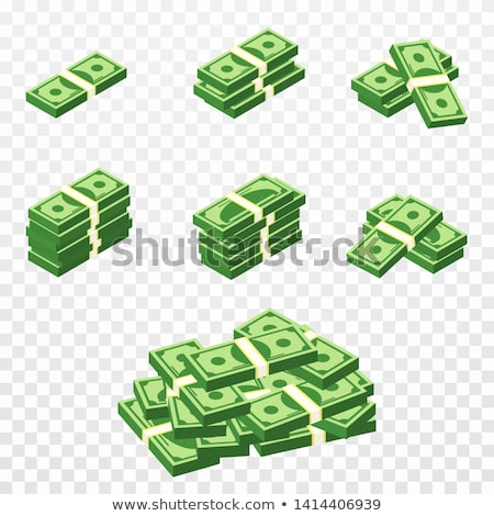 Dollar currency tax sign concept illustration Stock photo © alexmillos