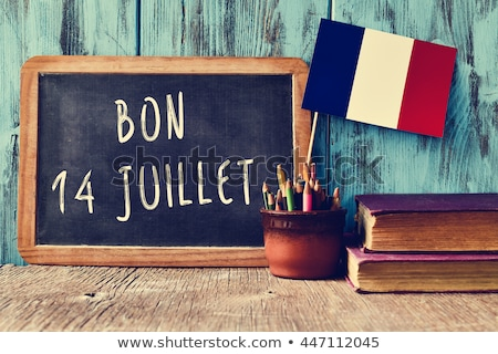 fete nationale 14 juillet, the french national day Stock photo © nito
