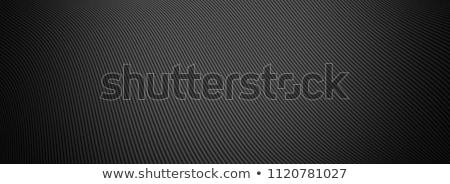 karanlık · karbon · fiber · ayrıntılı · örnek · çalışmak - stok fotoğraf © kayros