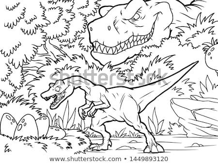 Boyama Kitabi Dinozorlar Sanat Bilmece Hayvan Grafik