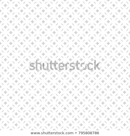 бесшовный вектора серебро текстуры цветочный шаблон Сток-фото © Iaroslava