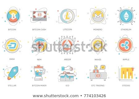 icon · moderne · computer · netwerk · technologie · teken - stockfoto © smoki