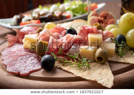 Starter food  Stock photo © grafvision