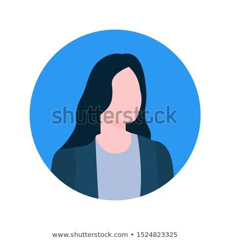 брокер лице портрет кадр изолированный характер Сток-фото © robuart