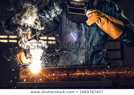 welding works Stock photo © joyr