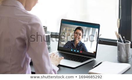 Számítógép egészség orvosi kórház információ média Stock fotó © pkdinkar