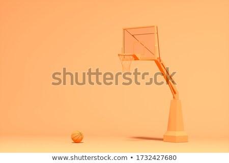 basketball stand Stock photo © garyfox45116