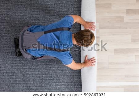 Carpet Installer Stock photo © photography33