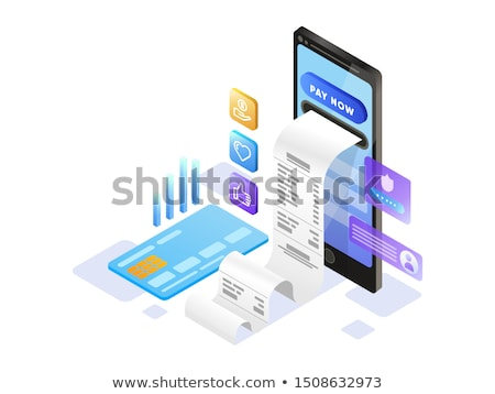 Secure online payment.  Stock photo © JohanH