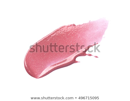 Pink lip gloss Stock photo © ozaiachin