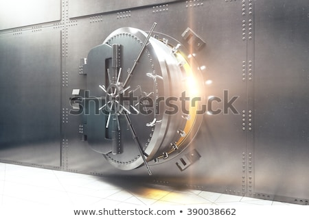 Bank Depository Stock photo © jadthree