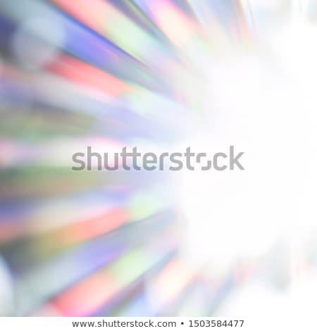 rainbow colorful lights, lens flare Stock photo © marinini