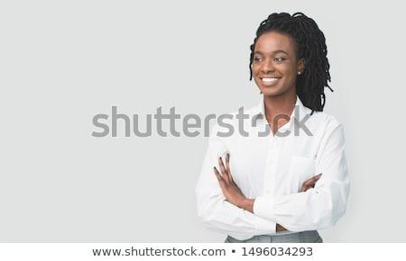 Headhunting. Business Background. Stock photo © tashatuvango