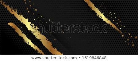 Czarny zamazany Pokaż wektora projektu świat Zdjęcia stock © saicle