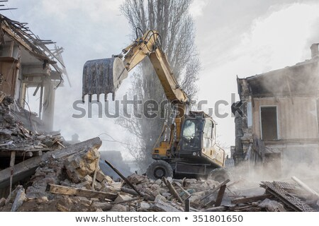 Demolish Old Buildings Stock photo © rghenry
