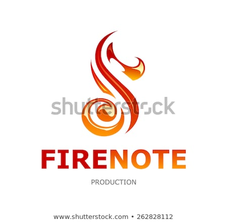 Fired note  Stock photo © fuzzbones0