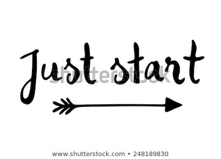 время мотивация доске Вдохновенный цитировать Сток-фото © tashatuvango