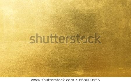 Altın yüzey doku soyut uzay sanayi Stok fotoğraf © Istanbul2009