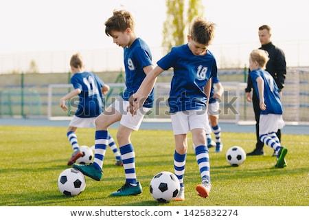 Boy in sportswear Stock photo © Paha_L