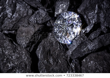 Single diamond Stock photo © jezper