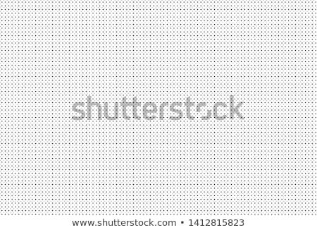 Negro punteado textura ilustración vector Foto stock © derocz