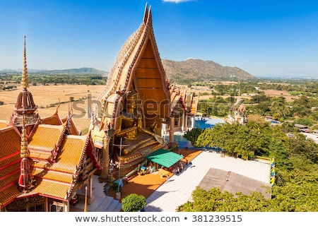 Buddhist Temple names 'Wat Tham Sua' and 'Wat Tham Khao Noi' in  Stock photo © FrameAngel
