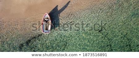 Small islands Venice - aerial photo Stock photo © benkrut