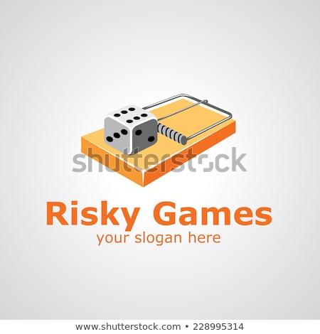 hazárdjáték · veszély · öngyilkosság · kockázat · adósság · fogadás - stock fotó © devon