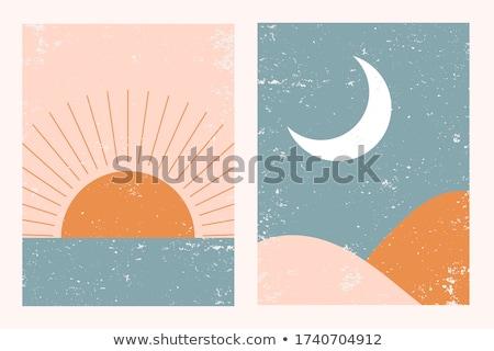 abstract - sun Stock photo © almir1968