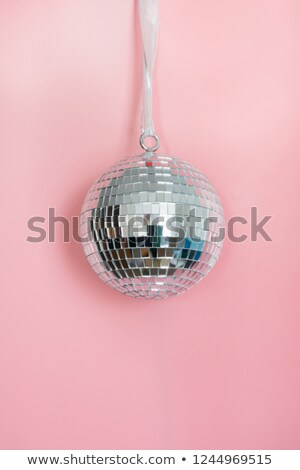 Disco ball Christmas ornament Stock photo © IS2