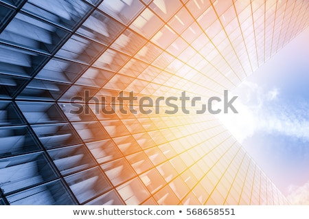 office building abstract stock photo © simplefoto