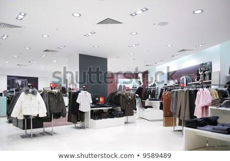 elbise · alışveriş · para · dizayn · alışveriş · iç - stok fotoğraf © paha_l