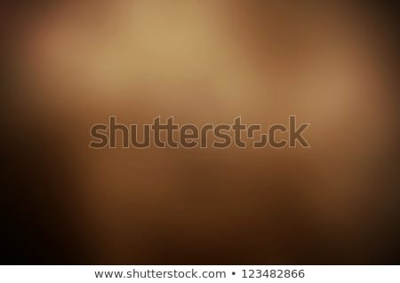 abstract brown blurred background stock photo © artush