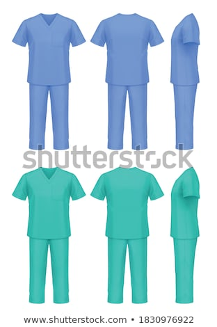 Nurses in scrubs Stock photo © photography33