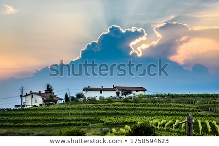 Church on a hill Stock photo © saicle
