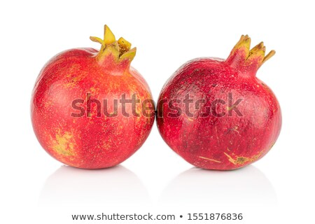Two pomegranates Stock photo © vaeenma