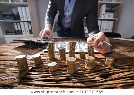 coins charter stock photo © hayaship