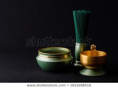 szett · illat · üvegek · izolált · fehér · szépség - stock fotó © cteconsulting