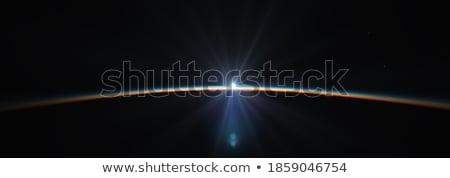 horizon over Earth  Stock photo © Paha_L
