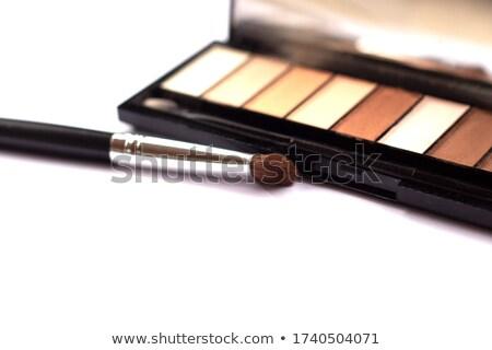 establecer · colorido · polvo · ojo · oscuridad · superior - foto stock © moses