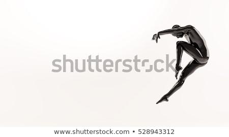 skeletal hand in abstract background Stock photo © 4designersart