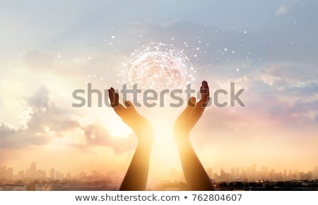 Psychological Protection Stock photo © Lightsource