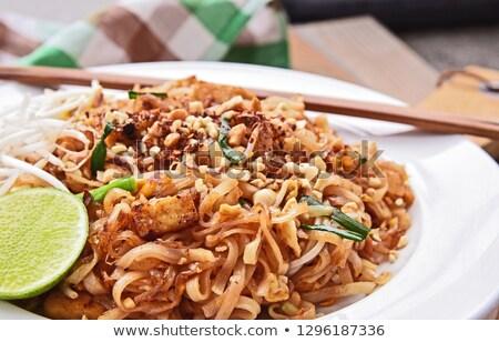中国食品 鶏 ジュース 豆腐 豆 赤 ストックフォト © wxin