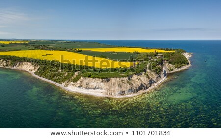 Cape Arkona Lighthouse in Rugen island Stock photo © 5xinc