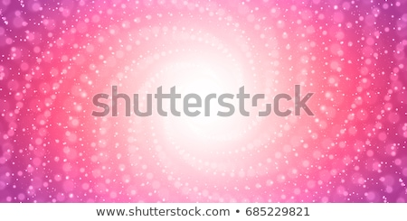fractal illustration background bright pink color field Stock photo © yurkina