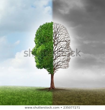 Diagnosis - Depression. Medical Concept. Stock photo © tashatuvango