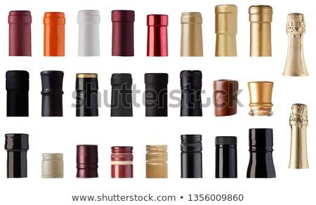 metal screw caps stock photo © dezign56