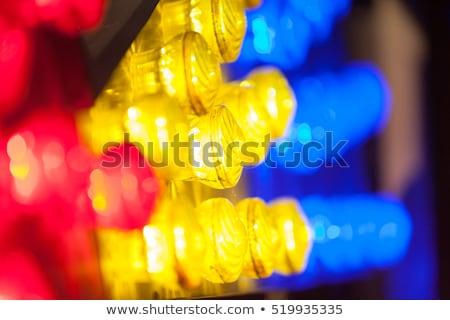 Carnaval estilo pormenor foco raso Foto stock © Giulio_Fornasar