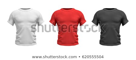 Male Torso Casual Shirt Stock photo © dtiberio